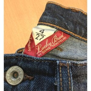 Lucky Brand Jeans - Lucky Brand bootcut jeans